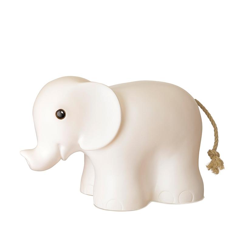 Egmont Toys Lampe Elefant weiss | Traumlichter | Kinderlampen ...