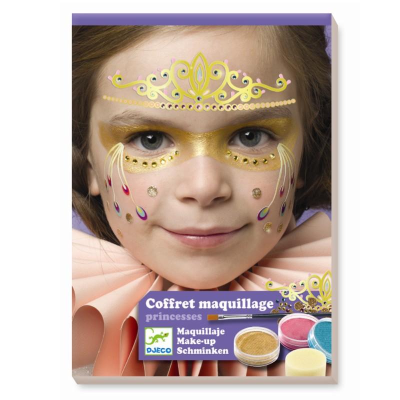 Djeco Kinderschminken Prinzessin 3 Kinderschminken Djeco
