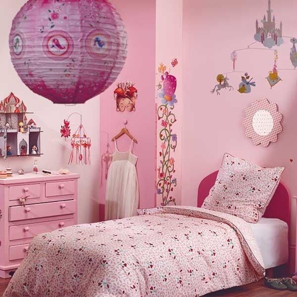 djeco bettw sche romantic 140x200cm bettw sche m dchen jugendzimmer kidz biz. Black Bedroom Furniture Sets. Home Design Ideas