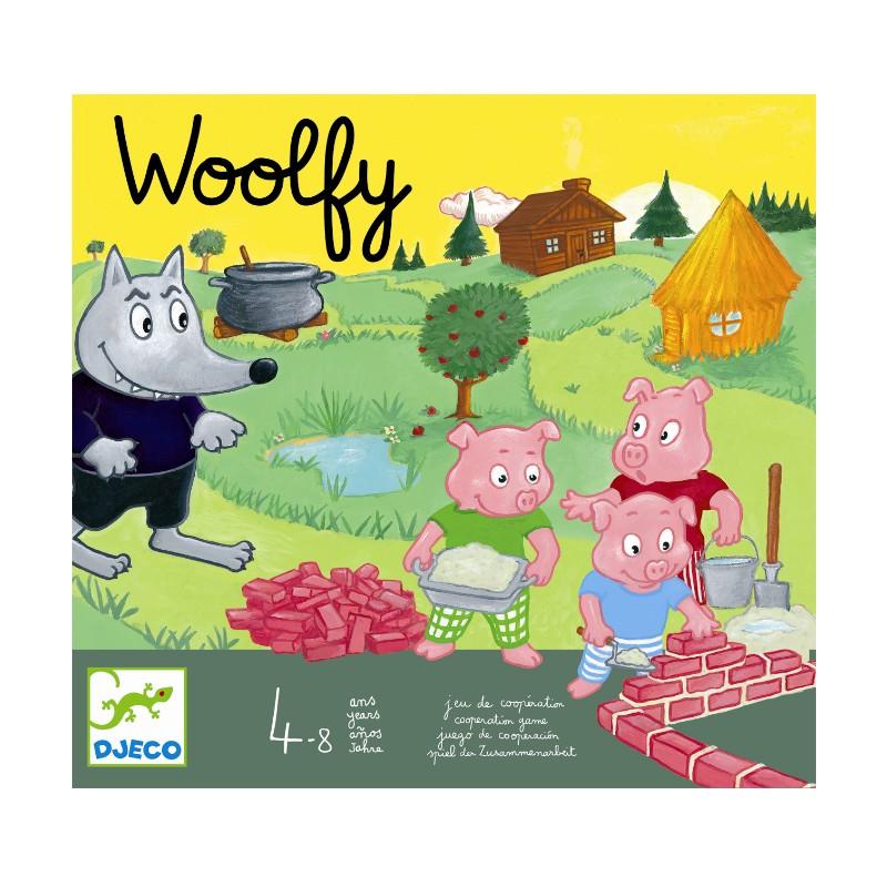djeco spiel woolfy 5 kinderspiele ab 5 djeco spiele spielzeug kidz biz. Black Bedroom Furniture Sets. Home Design Ideas