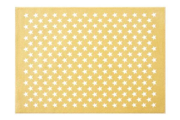 Lorena Canals Kinderteppich Gelb Sterne Beige | Kinderteppiche, Wohnzimmer  Design
